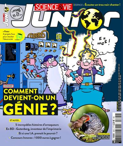 Science et Vie Junior (photo)