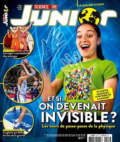 Science et Vie Junior (photo)