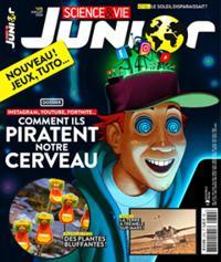 Science et Vie Junior N° 370