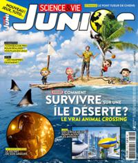 Science et Vie Junior N° 371