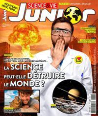 Science et Vie Junior N° 372