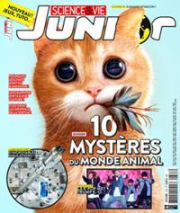 Science et Vie Junior N° 373