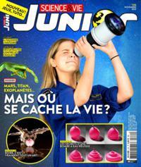 Science et Vie Junior N° 374