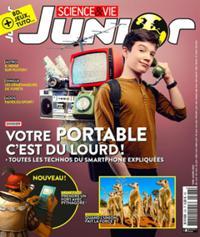Science et Vie Junior N° 378