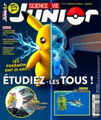 Science et Vie Junior N° 380