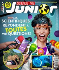 Science et Vie Junior N° 382