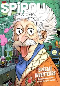 Le Journal de Spirou N° 4337
