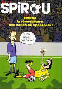 Le Journal de Spirou N° 4340
