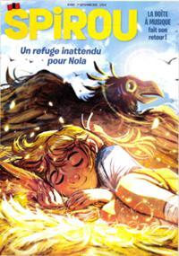 Le Journal de Spirou N° 4351
