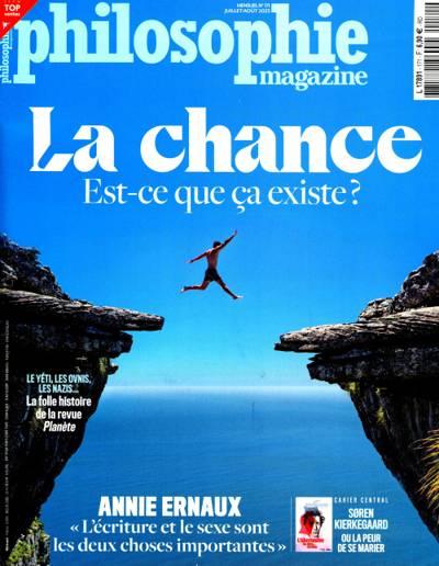 Philosophie Magazine - N°128