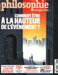 Philosophie Magazine N° 139