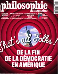Philosophie Magazine N° 143