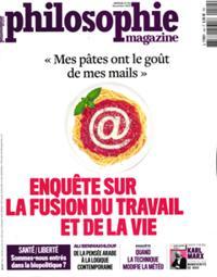 Philosophie Magazine N° 144