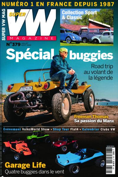 Abonnement magazine Super VW Magazine