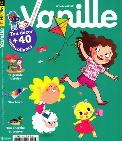 Les p'tites filles à la vanille - N°154
