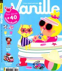 Les p'tites filles à la vanille N° 153