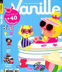 Les p'tites filles à la vanille N° 154