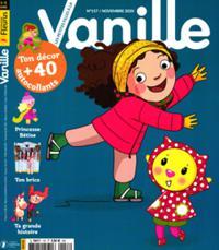 Les p'tites filles à la vanille N° 157