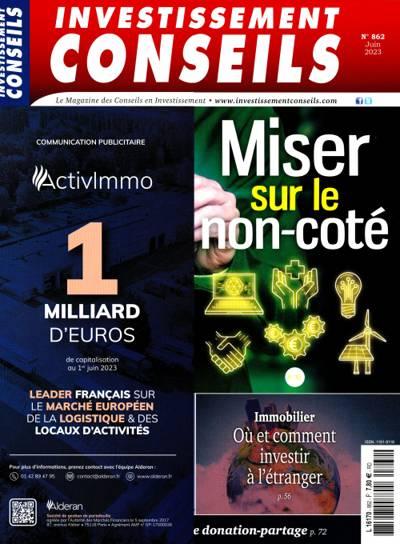 Investissement Conseils (photo)