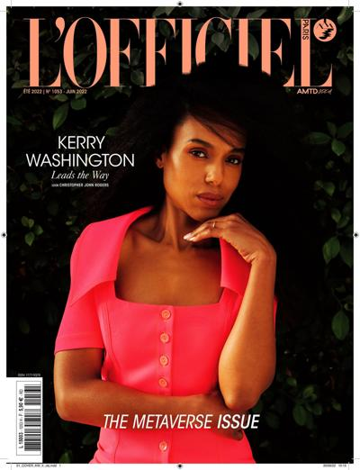 L'Officiel de la couture - N°1044