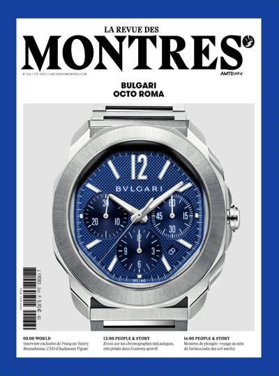 Abonnement magazine La Revue des Montres