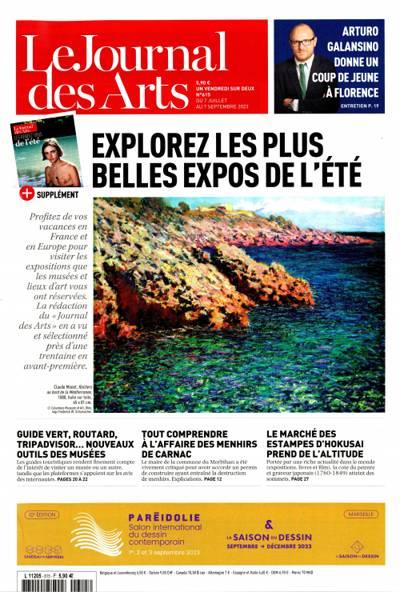 Le Journal des Arts - N°549