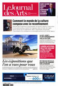 Le Journal des Arts N° 555