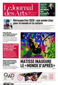 Le Journal des Arts N° 557