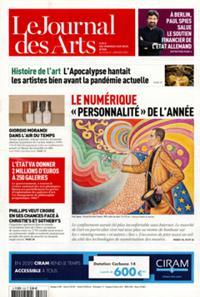 Le Journal des Arts N° 558
