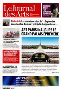 Le Journal des Arts N° 572