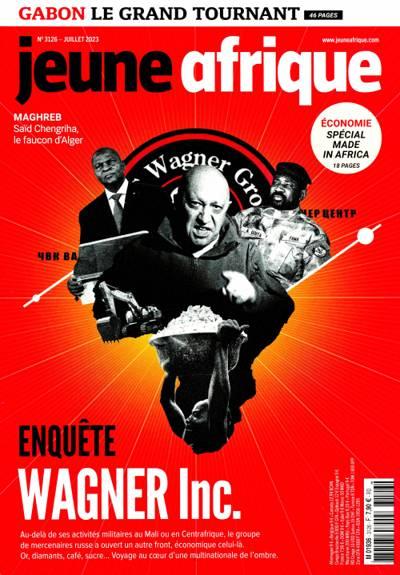 Jeune Afrique - N°3058