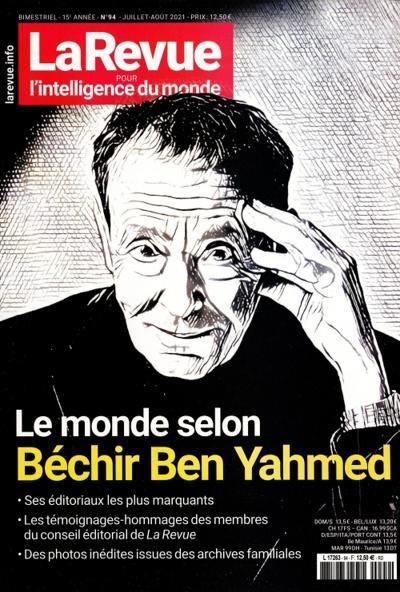 Abonnement magazine La Revue