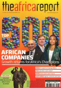 JA / The Africa Report N° 108