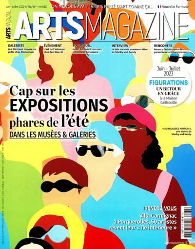 Arts Magazine International (photo)