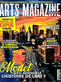 Arts Magazine International N° 23