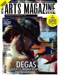 Arts Magazine International N° 25