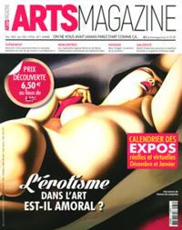 Arts Magazine International N° 33