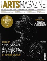 Arts Magazine International N° 34