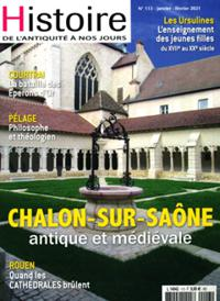 Dossiers d'histoire N° 113