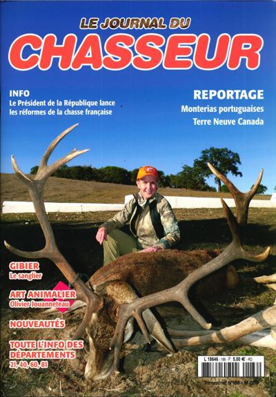 Abonnement Le Journal du Chasseur