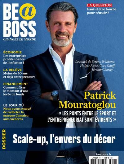 Chef d'entreprise magazine (photo)