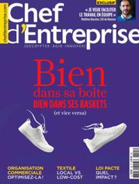 Chef d'entreprise magazine N° 125