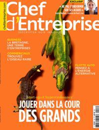 Chef d'entreprise magazine N° 128