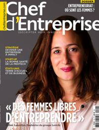 Chef d'entreprise magazine N° 129