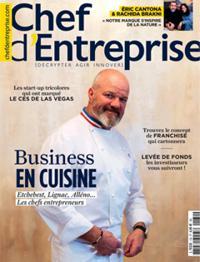 Chef d'entreprise magazine N° 130