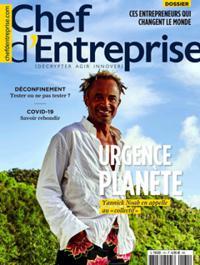Chef d'entreprise magazine N° 131