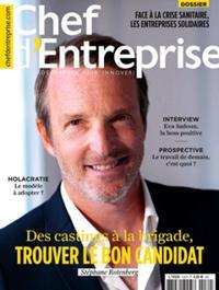 Chef d'entreprise magazine N° 132