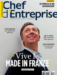 Chef d'entreprise magazine N° 134