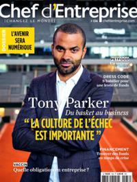 Chef d'entreprise magazine N° 136