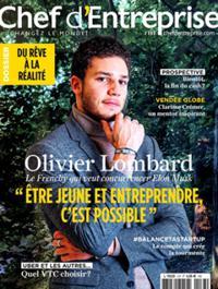 Chef d'entreprise magazine N° 137